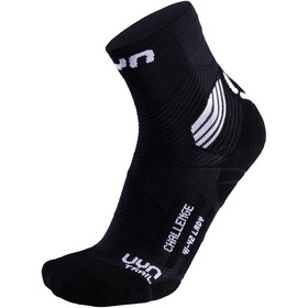 UYN Run Trail Challenge Socks Women black/white